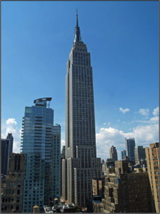 Figure 1 Empire State Building - LEED Gold