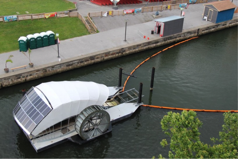 mister trash wheel