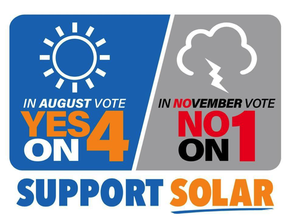 Support-solar
