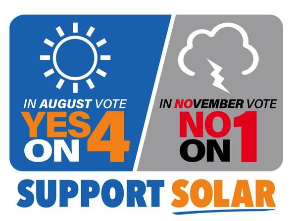 Support-solar