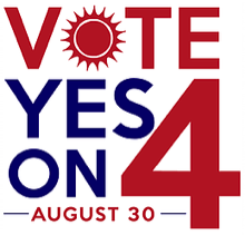 Vote Yes Amendment 4