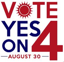 Vote Yes Amendment 4
