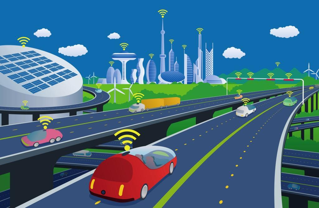 sustainable transportation iot